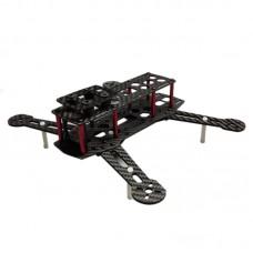 QAV250 B Type Carbon Fiber Quadcopter Frame Kits Aluminum Spacer for Multicopter FPV Photography
