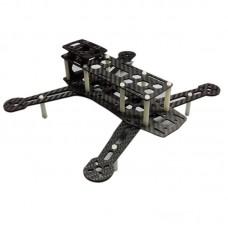 QAV250 B Type Carbon Fiber Quadcopter Frame Kits Nylon Spacer for Multicopter FPV Photography