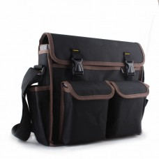 Thicken Oxford Multi Funtional Hardware Toolkit Shoulder Strap Tool Bag Backpack