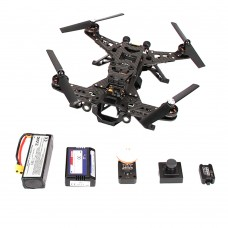 Walkera RUNNER 250 Quadcopter Frame Kits&Charger&Camera&Image Transmission Module&OSD for FPV Photography