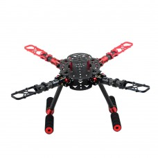 X4M580L z16 Carbon Fiber Folding Quadcopter Frame Kits for FPV Photography