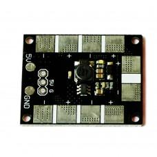 5V BEC Output ESC Distribution Board Connection Board for QAV250 FPV Photography