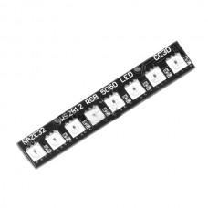 Full Color LED Light Plate for Naze32 CC3D WS2812 QAV250 ZMR250