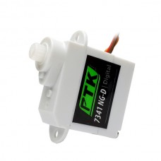 PTK 7341NG-D 4.7g Micro Size Digital Servo for Indoor Multicopter Aircraft F3P