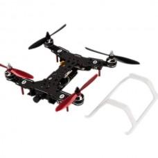 mini250 Pure Carbon Fiber Quadcopter + Motor + ESC+ Prop + CC3D Flight Control + 127Degrees Camera for FPV Photography