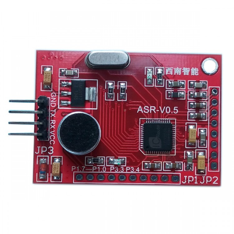 Voice Recognition Module Ld3320 Aio Singlechip Machine Io