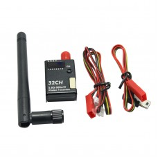 TS600 Wireless Transmitter 5.8G 600mW 32CH for Multicopter FPV Photography