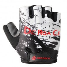 ROSWHELL Bicycle Half-Finger Glove for Bicycle Riding