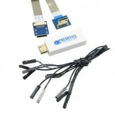 Mini HDMI to AV Converter Card Set w/ HDMI Cable for Sony NEX 5N 5R 5R 5C 7N Camera