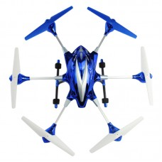 HuaJun HJ817 W609-8 2.4G 4CH 6-Axis GYRO With 2MP Camera FPV Live Video Headless CF Model RC Quadcopter UFO Ar.Drone VS WL V686G