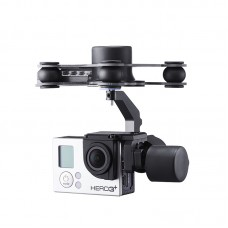 JIYI G3-3D 3 Axis Brushless Gimbal Super Light Gimbal for GOPRO3+GOPRO4 Gimbal