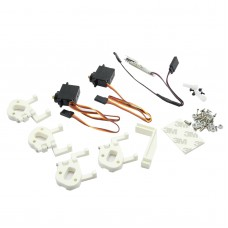 HML350 V2 Electronic Retractable Landing Gear for DJI Phantom2 Vision FPV Photography