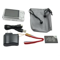 "NEW K09 12.0 MP 2.7""TFT LCD DIGITAL CAMERA 8X Digital Zoom AC Charger Anti-shake/face detection/Smile"