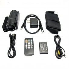 HDV-2400 24M Pixels 3.0 Inch LCD DV Digital Video Camera for Shooting Pictures