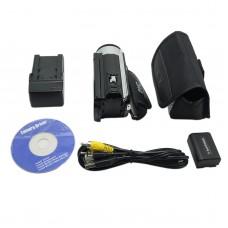 """DV-666V4B 16 MP Mega Pixels 16xDigital Zoom 1920*1080P 2.7"""" Display Mini USB 2.0 OEM Digital Camera"""
