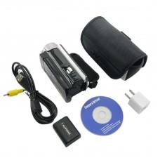 DV603 HD Camcorder 1280*720P PAL CMOS Sensor 16xDigital Zoom Smile Capture