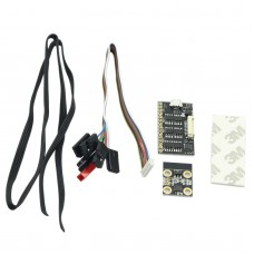 Micro Size Storm32 BGC 3 Axis Super Brushless Gimbal Controller Control Board Dual Gyroscope