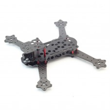 FEW-250 Carbon Fiber Quadcopter Frame Kits Integrate PCB Distribution Board for FPV Photography