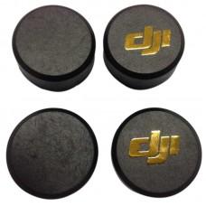 Upgrade Version Transparent / Black Soft Camera Protection  Cover for DJI Phantom 3