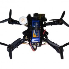 3D Print Customized Alien Quadcopter for FPV Photography