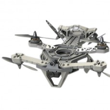 3D Print Customized Alien Monster 6 Axis 250 Multicopter for FPV Photography
