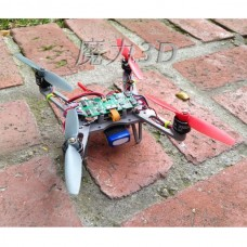 3D Print Customized Alien Open Type 250 Quadcopter for FPV Photography