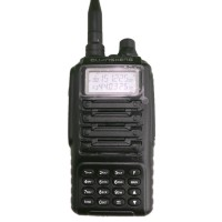 QuanSheng TG-UV2 Military Walkie Talkie 5W Power High Quality Professional Two Way Radio