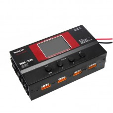 Radiolink Balance Charger CB86 Plus for 8pcs 2-6S Lipo Battery at one time Professional For RC Lipo Battery RC Helicopter
