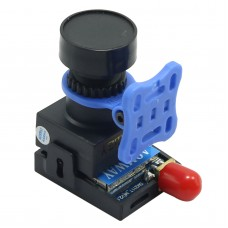 AOMWAY 700TVL WDR HD CMOS Camera 2.1M Pixels Dupont Interface for Multicopter FPV Photography