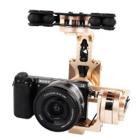 3 Axis Aerial Gimbal GOLD EDITION for SONY 5N RX-100 BMPCC Camera