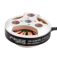 iPower Gimbal Brushless Motor GBM3506H-130T Hollow Shaft