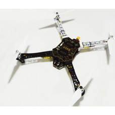 SAGA F450L 480mm Wheelbase Quadcopter Frame RTF Kit with Motor ESC Flgiht Control for FPV
