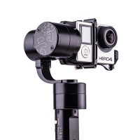 Zhiyun Z1-Evolution Pole 3 Axis Handheld Gimbal Stabilizer for Sports Camera Gopro 3+ 4