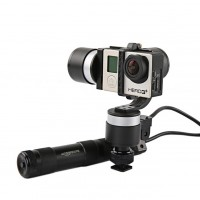 SteadyGim3 RIDER-X 3 Axis GoPro Stabilizer Handheld Gimbal for Video Shooting