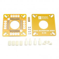 Matek ESC Distribution Board Connection Board PDB 8X20A for Multicopter