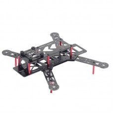 Glass Carbon Fiber QAV280 Mini Quadcopter Frame Kits for Multicopter FPV Photography