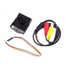 700TVL Micro HD Camera 2.1mm Wide Angle Lens NTSC/ PAL for Multicopter FPV Photography