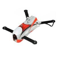 RJI CAOS330 250mm Wheelbase 4-Aixs Race Quadcopter for FPV