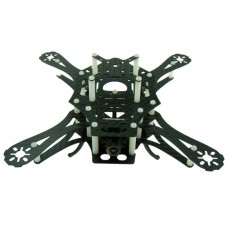 FeeYoung X240 Carbonfiber Mini QAV Quadcopter Frame Kits for FPV Photography