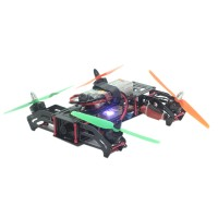 M250-C30 Carbon Fiber 3K Quadcopter Frame Kits w/ Emax 2204 & 12A ESC & CC3D & Propeller for FPV Photography