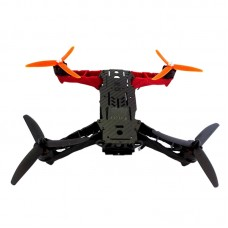 ENZO250 250MM Pure Carbon Fiber Quadcopter Frame Kits for FPV Photography