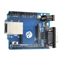 MU Arduino UNOWiFi Bluetooth Zigbee 3 In 1 Expansion Board with Ethernet Port Development Kits