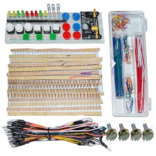 Universal Parts Bag Generic Parts Package for Arduino B1