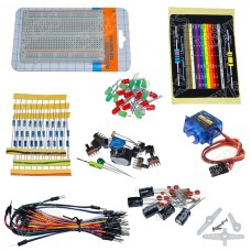 Arduino Electronic Components Kits Including Resistor Card