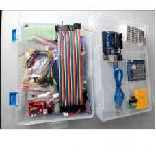 Robot Arduino Basic Upgrade Kits Arduino UNO R3 for Beginner Learners
