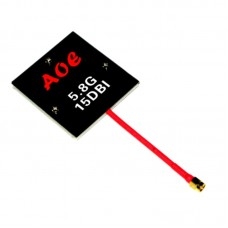 AOE 5.8G 15dB Pad Antenna SMA Interface for Multicopter FPV Photography