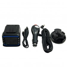 2inch VGR-3 Car Camera Recorder DVR Radar Detector 3 in 1 HD 1280*720P Electronic Dog