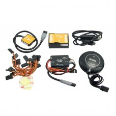 DJI Naza-M V2 Flight Control System & G2 M8N GPS Compass Module for FPV Photography