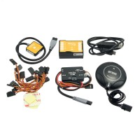 DJI Naza-M V2 Flight Control System & 7H HMC5883L GPS Compass Module for FPV Photography