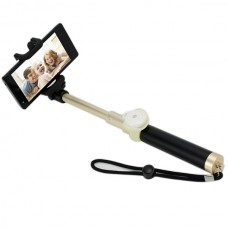 Kamay Aluminum Alloy 360 Degrees No Deadzone Folding Rotary Selfie Monopod for Taking Photos